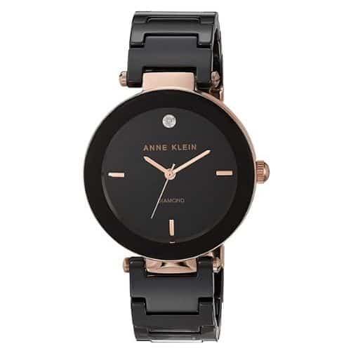 Anne Klein Women's Mesh Bracelet Watch