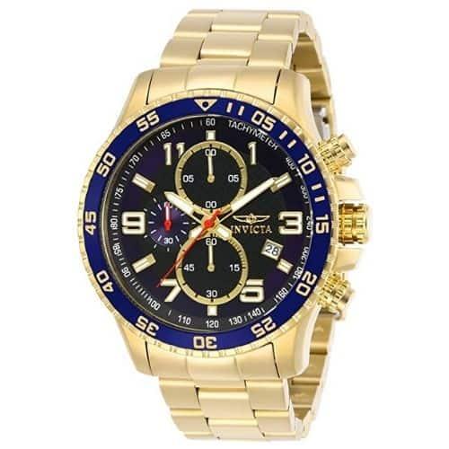 Invicta Men's Specialty Gold-Tone Watch