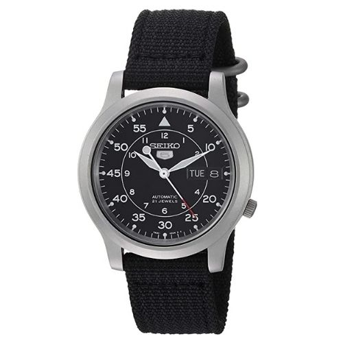 SEIKO Men's SNK809 5 Watch