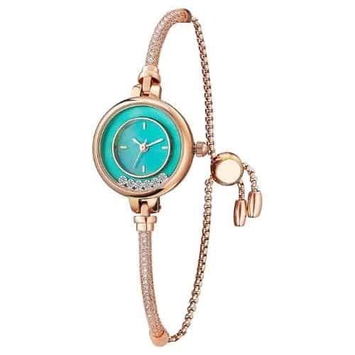 Time100 Quartz Bracelet Watch