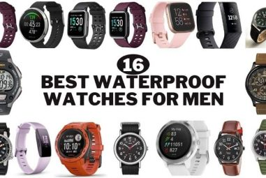 16 Best Waterproof Watches For Men   Read Before Buy