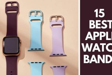 15 Best Apple Watch Bands of Different Price Range