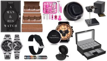 10 Best Gifts for Watch Lovers | The Most Exclusive Gift Idea