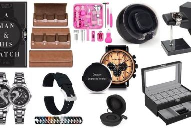 10 Best Gifts for Watch Lovers   The Most Exclusive Gift Idea