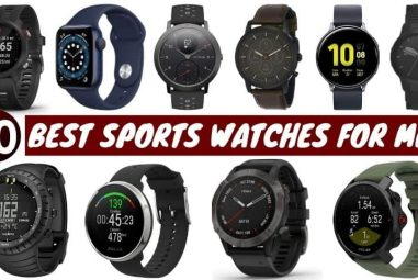 10 Best Sports Watches for Men | Track Your Fitness Goal