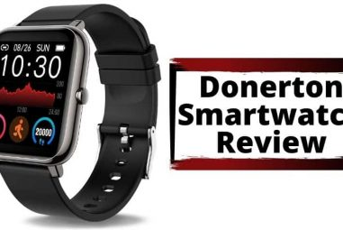 Donerton Smartwatch Review । Great One at Low Price