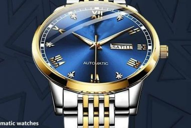 How Do Automatic Watches Store Energy   Discover The Secret Behind This!