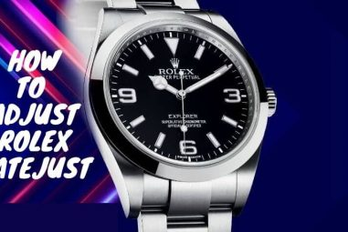How to Adjust Rolex Datejust   A important Guide for Everyone
