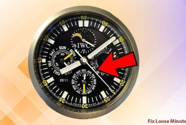 How to Fix Loose Minute Hand on Watch | A Practical Guide