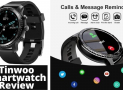 Tinwoo Smartwatch Review । A Stylish Wearable on Budget