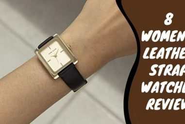 Women's Leather Strap Watches   Must Read This Before Buying