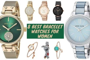 Best Bracelet Watches of 2021 for Fashion Conscious Women