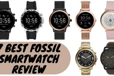 7 Best Fossil Smartwatch Review | Top Picks for Every Budget
