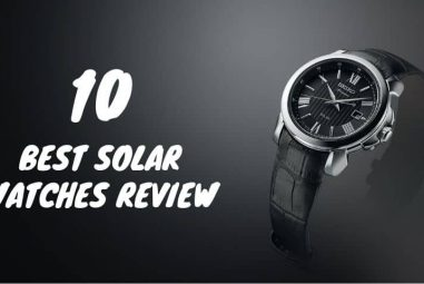 10 Best Solar Watches Review   Your Eco-Warrior of 2021