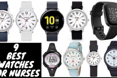 The 9 Best Medical Watches For Nurses 2021 | Buying Guide and Reviews