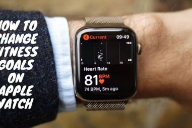 How to Change Fitness Goals On Apple Watch | The Easiest Way