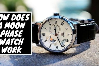 How Does a Moon Phase Watch Work | A Thorough Guidelines