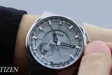How to set citizen eco drive watch   Complete Guide