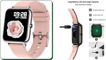 Popglory Smartwatch Review । Your Best Health Analyzing Gadget