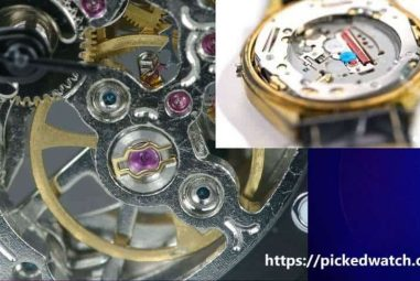 Why are Jewels Used in Automatic Watches   The Secret Behind This!